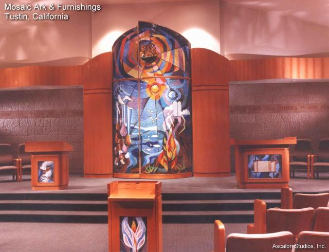 Ascalon Studios - mosaic ark & furnishings, tustin, CA