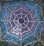 Spiderweb table top