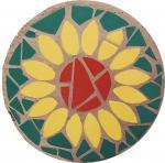 Sunflower Stepping Stone