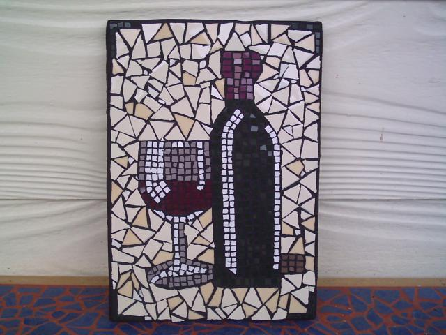 Wine with Reflection