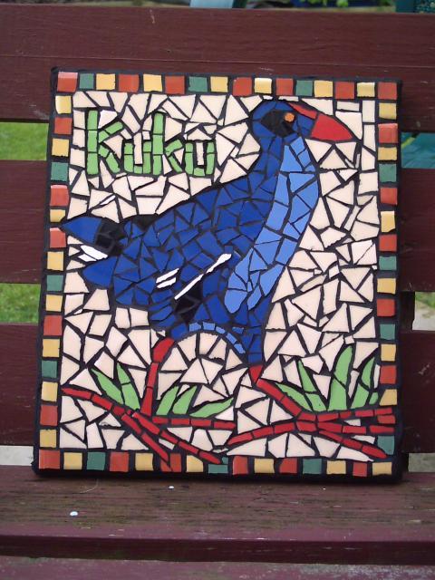 Pukeko from Kuku