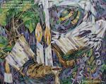 Ascalon Studios - Life Cycles Mosaic Mural